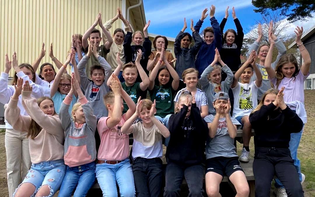 Gottskär grundskola är bäst i Halland